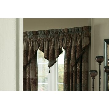 Croscill Galleria 40 Quot Curtain Valance Amp Reviews Wayfair