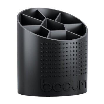 bodum bistro utensil holder reviews wayfair. Black Bedroom Furniture Sets. Home Design Ideas