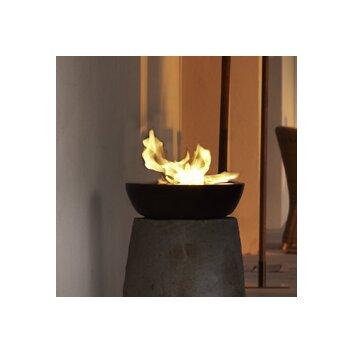 Blomus fuoco gel fuel tabletop fireplace reviews for Wayfair gel fireplace