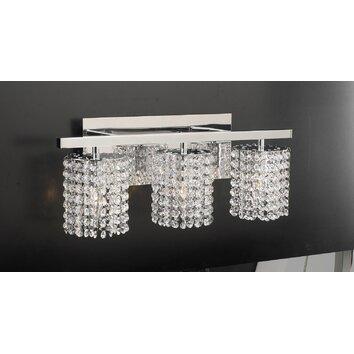 Plc Lighting Rigga 3 Light Vanity Light Reviews Wayfair