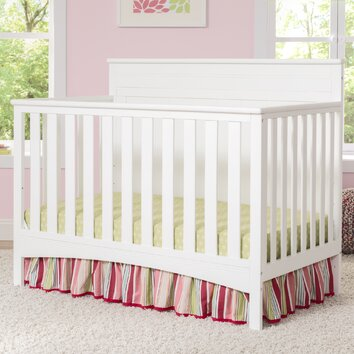 Delta Children Fancy 4 In 1 Convertible Crib Amp Reviews