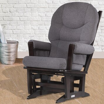 Dutailier ultramotion modern glider reviews wayfair for Chaise dutailier