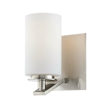 Minka Lavery Inoui 1 Light Bath Sconce Reviews Wayfair
