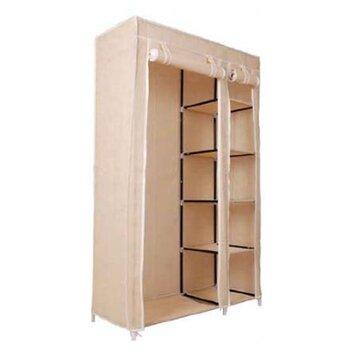 Aosom homcom 69 h x w x 17 5 d portable wardrobe for Aosom llc outsunny chaise lounge