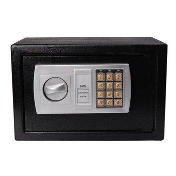 Aosom homcom electronic lock security safe reviews wayfair for Aosom llc outsunny chaise lounge