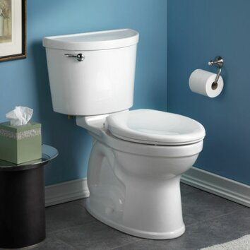 american standard rough in elongated toilet combination less seat reviews wayfair. Black Bedroom Furniture Sets. Home Design Ideas