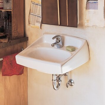 American Standard Lucerne 14 Quot X 22 5 Quot Bathroom Sink With