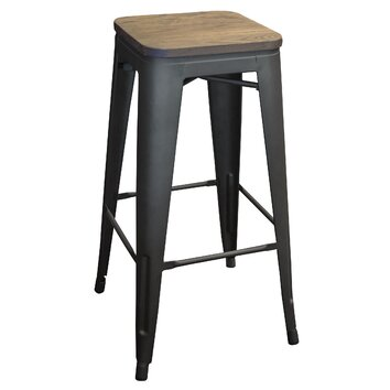 buffalo tools amerihome 30 bar stool reviews wayfair supply. Black Bedroom Furniture Sets. Home Design Ideas