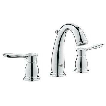 Grohe Parkfield Double Handle Widespread Bathroom Faucet Reviews Wayfair