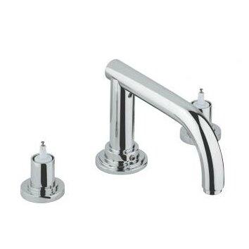 Grohe Atrio Double Handle Roman Tub Filler Faucet
