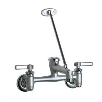 Chicago Faucets Garage Faucet With Vacuum Breaker Spout
