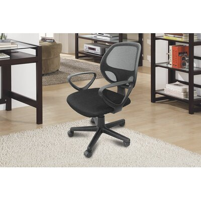 Innovex Mid-Back Mesh Task Chair with Arms