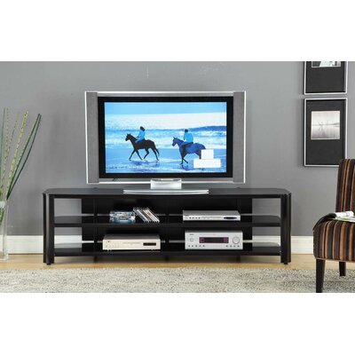 Innovex Glass TV Stand