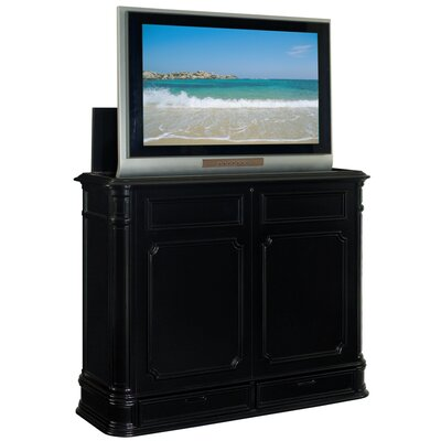 tvliftcabinet inc crystal pointe tv stand wayfair. Black Bedroom Furniture Sets. Home Design Ideas