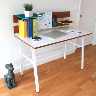 LumiSource Bench Writing Desk
