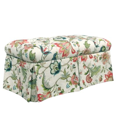 Skyline Furniture Brissac Upholstered Storage Be..