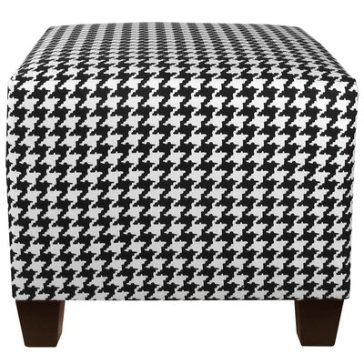 House of Hampton Bassler Square Ottoman