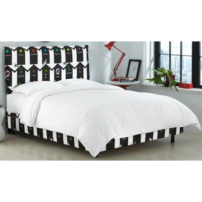 Brayden Studio Meister Upholstered Platform Bed