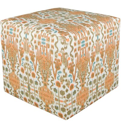 Bungalow Rose Alaoui Cotton Cube Ottoman Image