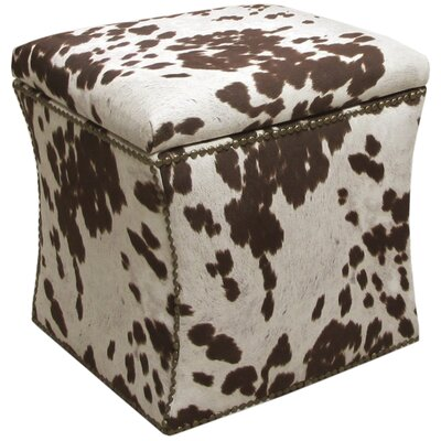 House of Hampton Leek Storage Ottoman