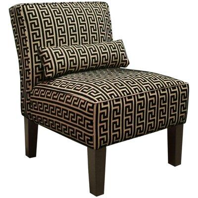 Mercer41 Almandine Slipper Chair