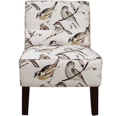 Three Posts Fullerton Slipper Chair