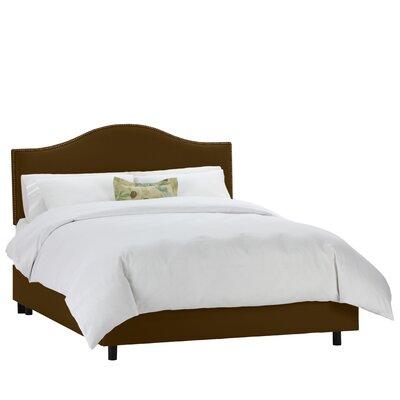 Skyline Furniture Upholstered Panel Bed