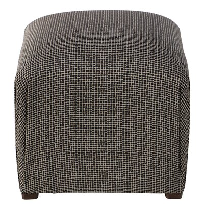 Skyline Furniture Aurora Upholstered Wood Ottoman