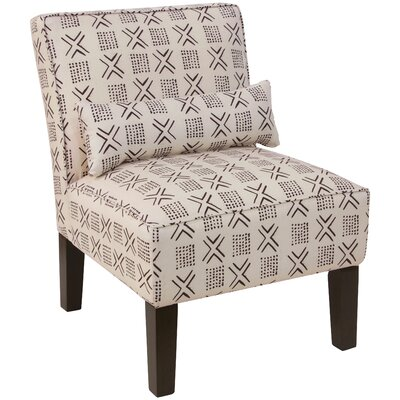 Bungalow Rose Soumaya Remmy Slipper Chair