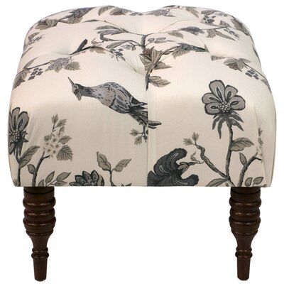 Darby Home Co Cornelison Tufted Ottoman