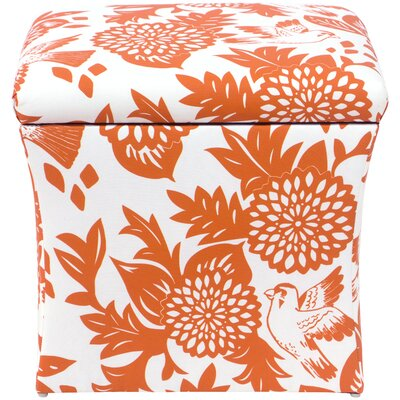 Red Barrel Studio Tudor Storage Ottoman