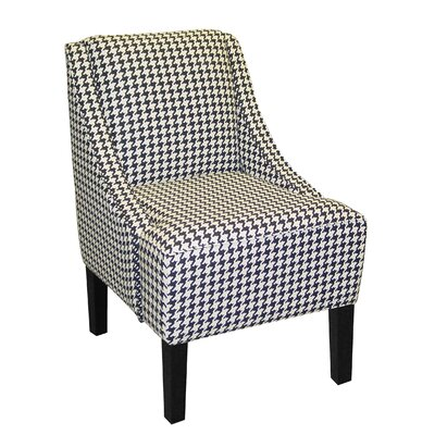Skyline Furniture Swoop Berne Arm Chair