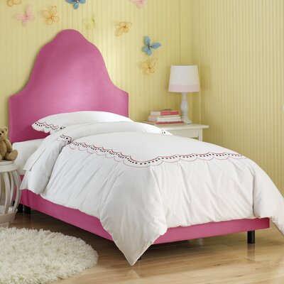Skyline Furniture High Arc Panel Bed