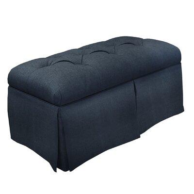 Skyline Furniture Skirted Linen Storage Bench
