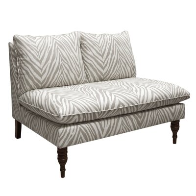 Skyline Furniture Sudan Settee Loveseat Reviews Wayfair