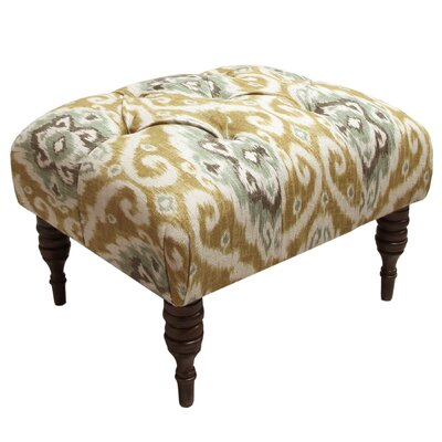 Skyline Furniture Tufted Ubud Ottoman