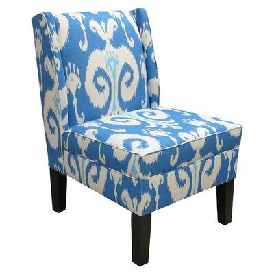 Skyline Furniture Wingback Himalaya Upholstered ..