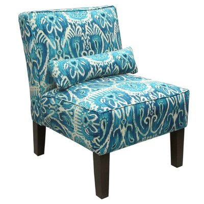 Skyline Furniture Alessandra Armless Slipper Chair