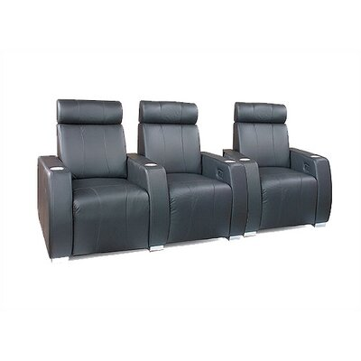 Bass Executive Home Theater Seating (Row of 3)