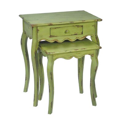 Sterling Industries Verde 2 Piece Nesting Tables