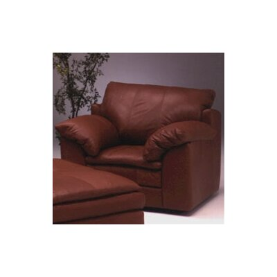 Omnia Leather Encino Leather Chair