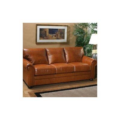 Omnia Leather Georgia Leather Living Room..