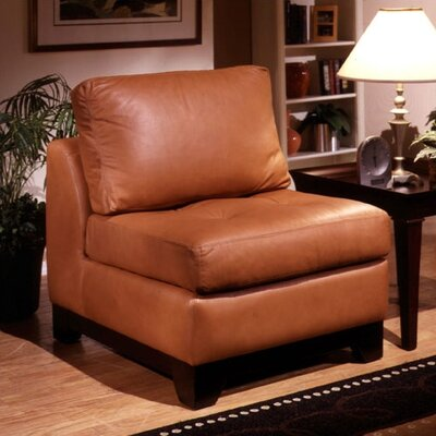 Omnia Leather Espasio Leather Chair