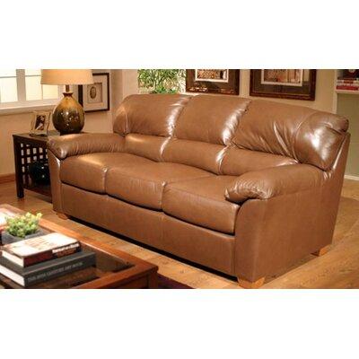 Omnia Leather Cedar Heights 3 Seat Leather Sofa Set