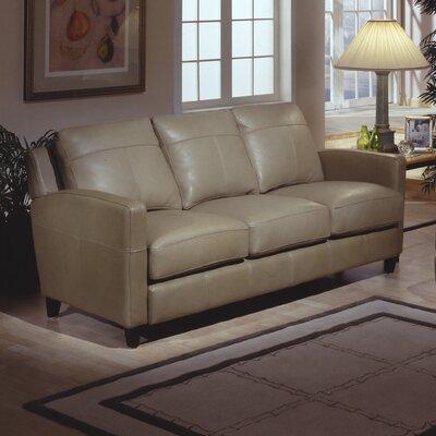 Omnia Leather Skyline Leather Sofa