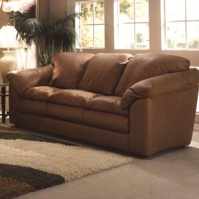 Omnia Leather Oregon Leather Sofa