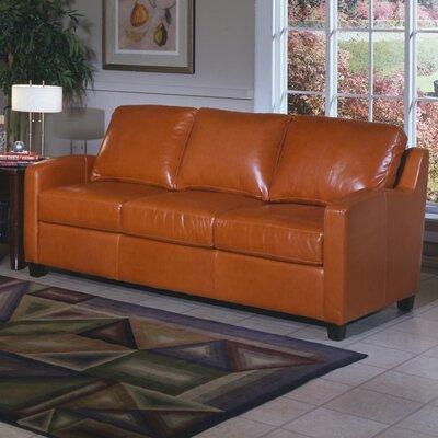 Omnia Leather Chelsea Deco Leather Sofa