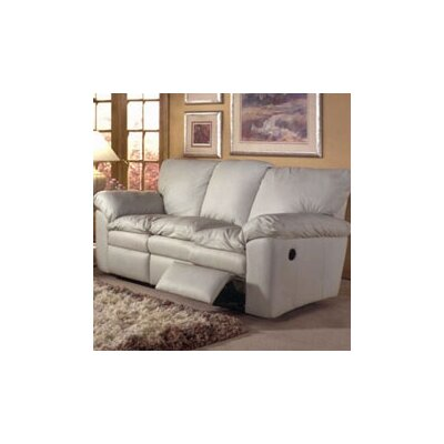 Omnia Leather El Dorado Leather Reclining Sofa