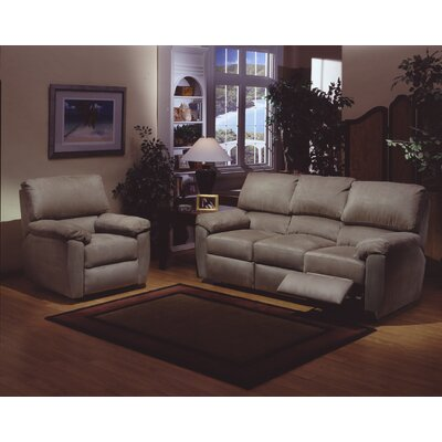 Omnia Leather Vercelli Leather Living Room Set