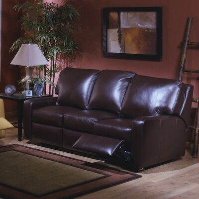 Omnia Leather MIR 4S  Mirage Leather Sofa